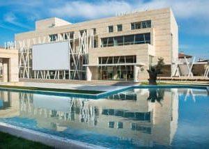 Leyla Gencer Opera ve Sanat Merkezi - Gündüz - Bina