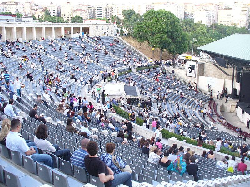 Cemil Topuzlu Açıkhava Tiyatrosu