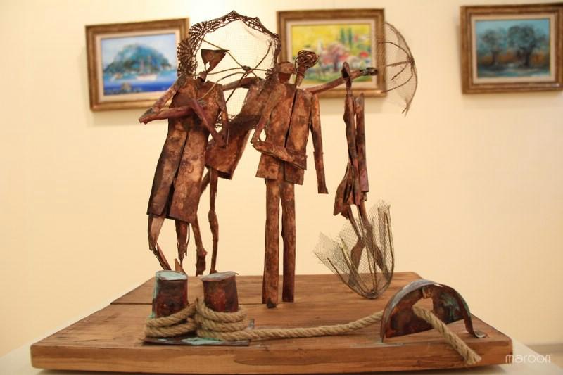 yildanur-ketenci-iskelede-heykeli