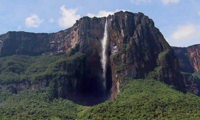 Angel Şelalesi - Venezüela