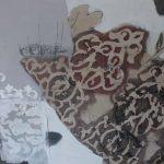 Safak-Eyuboglu_Edirne-de-Gezilecek-Yerler_duralit-uzerine-karisik-teknik_70-100