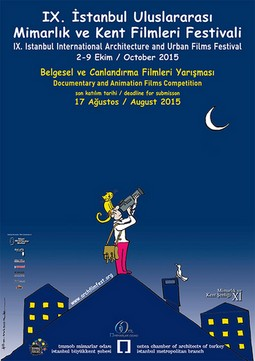 9. İstanbul Uluslararası Mimarlik ve Kent Filmleri Festivali