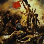 Eugene Delacroix, Liberty Leading the People - Halka Yol Gösteren Özgürlük