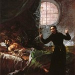 Francisco Goya - St Francis Borgia Helping a Dying Impenitent - 1795