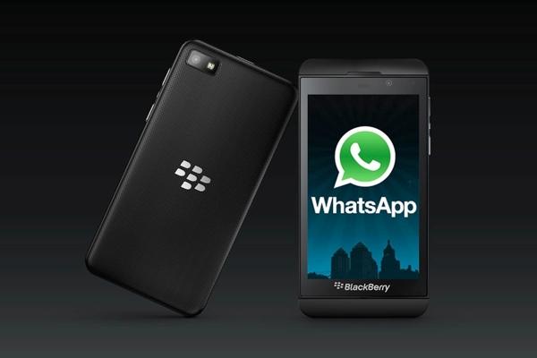 WhatsApp - BlackBerry