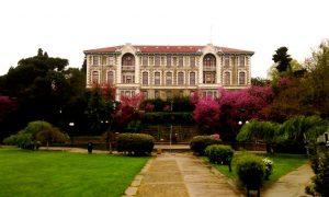 Boğaziçi Üniversitesi Rektörlük Binası