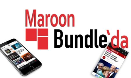 Bundle - Maroon