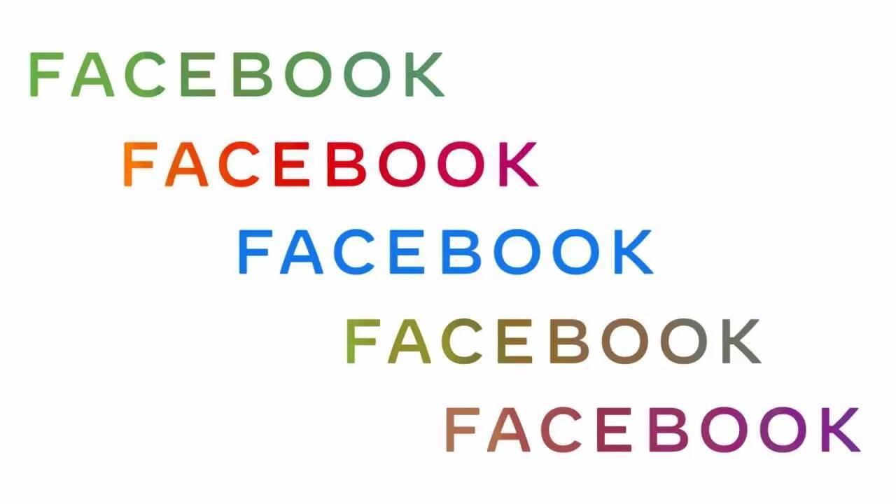 Facebook yeni logo