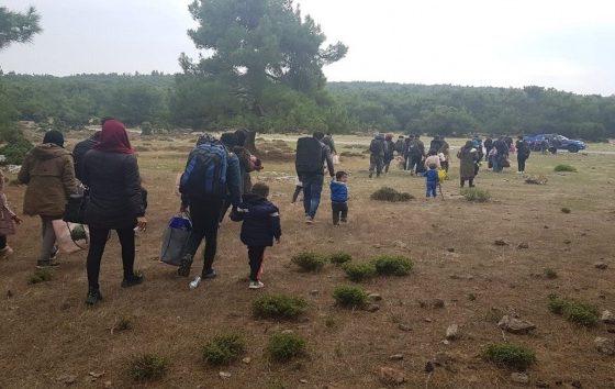 Çanakkale - Mülteciler