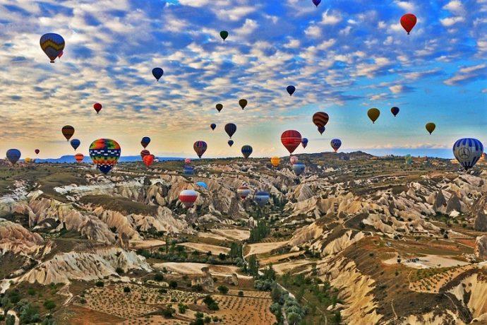 Kapadokya ve Balonlar - 2