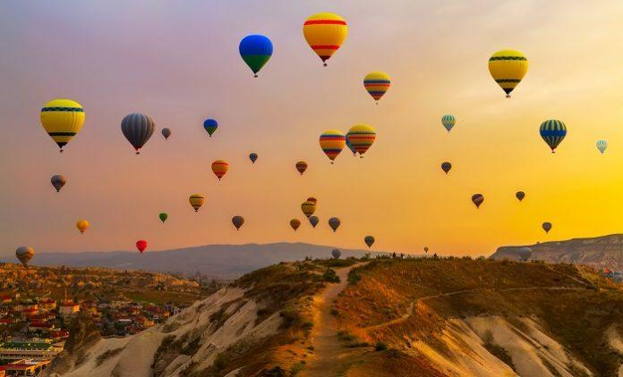 Kapadokya ve Balonlar - 3